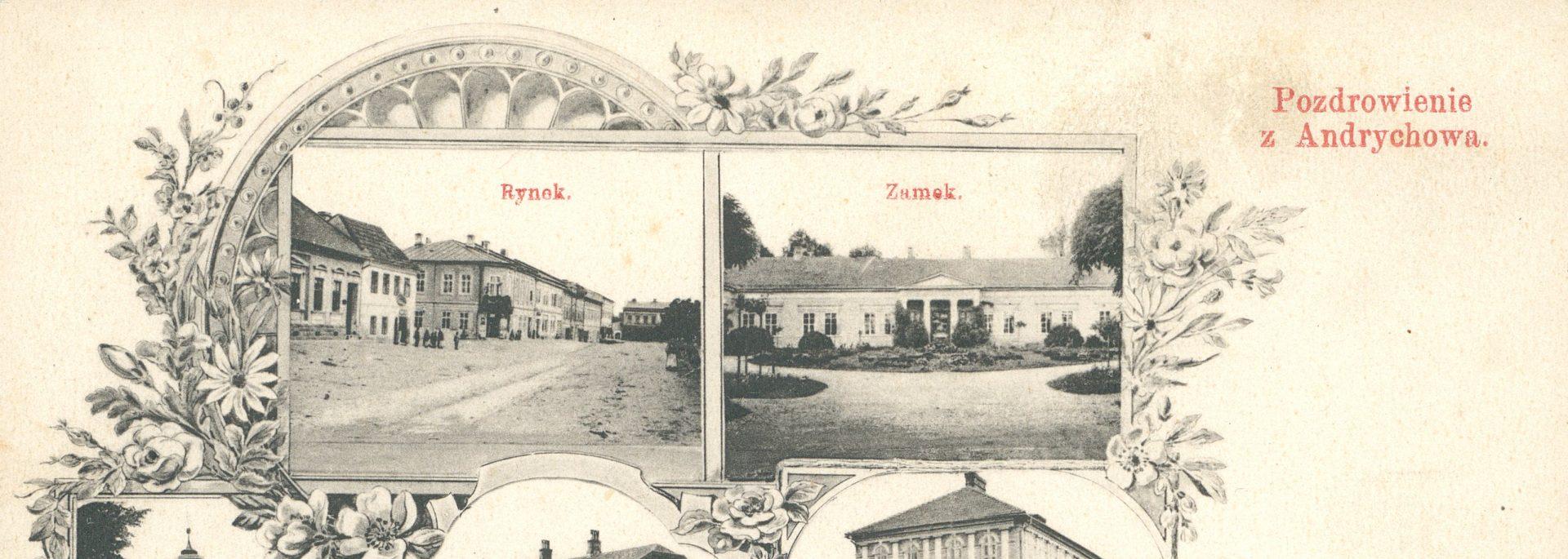 Kategoria: Archiwum Gminy Andrychów