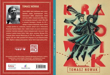 Krakowiak – nowa książka Tomasza Nowaka