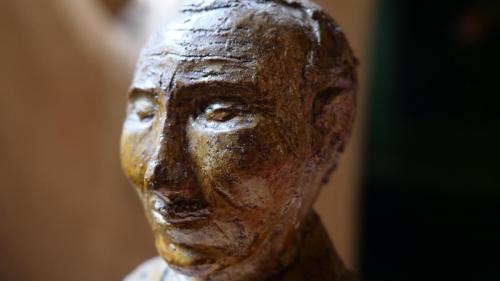 rzeźba M. Magiery
